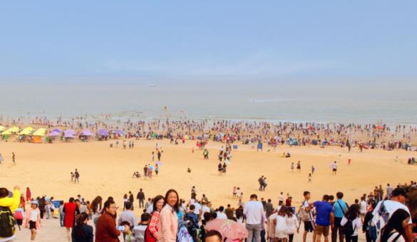 这个国庆,上万人欢聚连岛共度佳节!